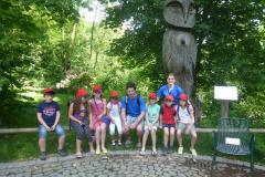 Tierpark Straubing mit Flutopferkindern 001