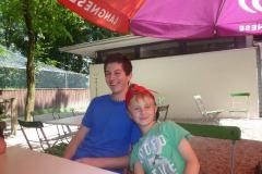 Tierpark Straubing mit Flutopferkindern 018