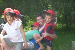 Tierpark Straubing mit Flutopferkindern 033