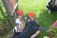 Tierpark Straubing mit Flutopferkindern 041