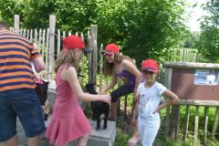 Tierpark Straubing mit Flutopferkindern 045