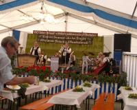 Trachtenverein Hengersberg - 60-jähriges Jubiläum 2012